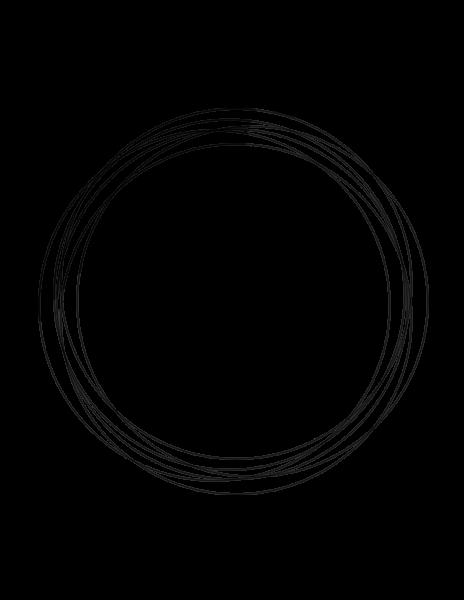 Black Secondary Logo (Square)